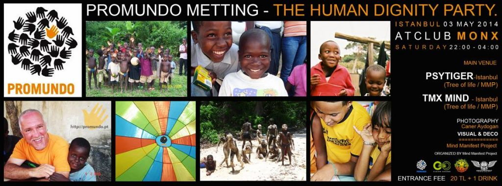 *** Promundo Meeting -The Human Dignity- Party
