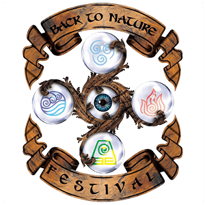 Back to Nature Festival Official Logo